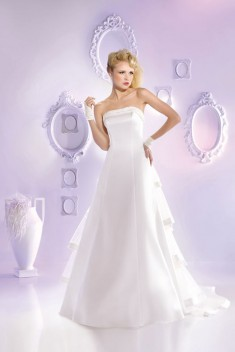 Robe de mariée 165-24 par Just For You collection 2016