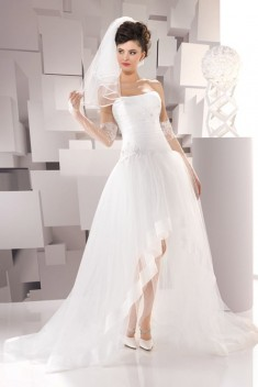 Robe de mariée 165-40 par Just For You collection 2016