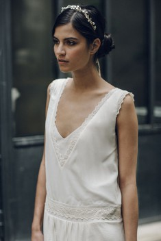 Robe de mariée Mauriac par Laure de Sagazan collection 2016