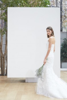 Robe de mariée Leah par Oscar de la Renta collection Spring 2018