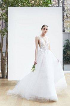 Robe de mariée Lilith par Oscar de la Renta collection Spring 2018