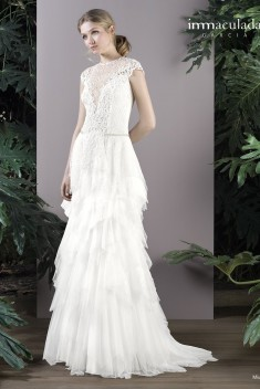 Robe de mariée Miu par Inmaculada Garcia collection Hanami My Essentiels 2017
