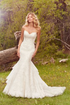 Robe de mariée Goldie par Maggie Sottero collection Avery