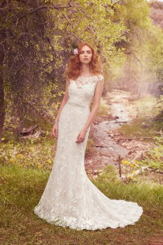 Robe de mariée Gretchen par Maggie Sottero collection Avery