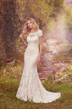 Robe de mariée Hudson par Maggie Sottero collection Avery