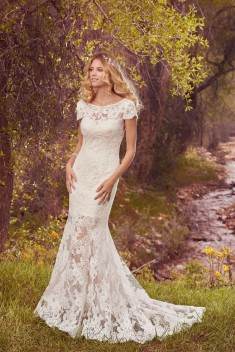 Robe de mariée Hudson Marie par Maggie Sottero collection Avery