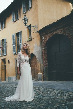 Robe de mariée Olbia par Manon Gontero collection 2016