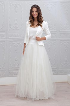 Robe de mariée Charlie par Marie Laporte collection 2015