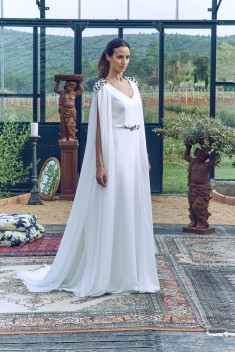 Robe de mariée Claudine par Marta Marti collection 2017