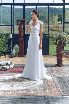 Robe de mariée Gabrielle par Marta Marti collection 2017