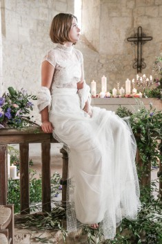 Robe de mariée Marta par Atelier Manon Pascual collection 2018