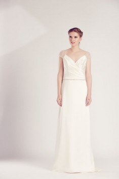 Robe de mariée Evelyn par Marylise collection 2017