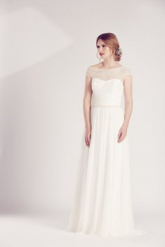 Robe de mariée Gina par Marylise collection 2017