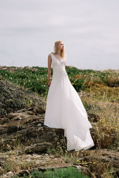 Robe de mariée Look 4 par Marta Marti collection MED 2018