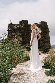 Robe de mariée Look 5 par Marta Marti collection MED 2018