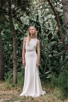 Robe de mariée Look 7 par Marta Marti collection MED 2018