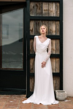 Robe de mariée Look 9 par Marta Marti collection MED 2018
