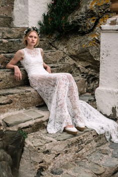 Robe de mariée Look 10 par Marta Marti collection MED 2018