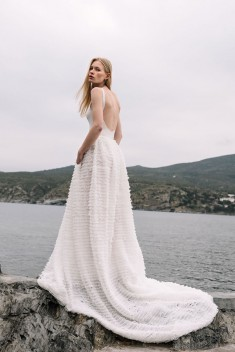 Robe de mariée Look 11 par Marta Marti collection MED 2018