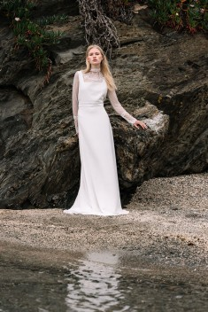 Robe de mariée Look 12 par Marta Marti collection MED 2018