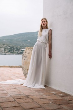 Robe de mariée Look 13 par Marta Marti collection MED 2018