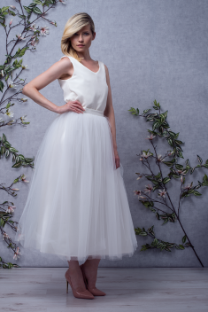 Robe de mariée Mia par Faith Cauvain collection 2018