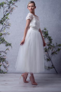 Robe de mariée Nelly par Faith Cauvain collection 2018