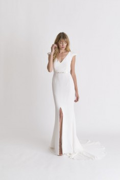 Robe de mariée Nova par Alexandra Grecco collection Spring / Summer 2018