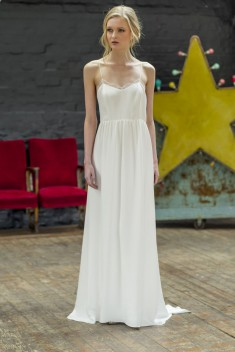 Robe de mariée Olympe par Atelier Anonyme collection Oh Oui' 2015 by Atelier Anonyme