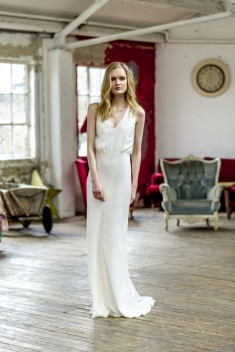 Robe de mariée Isia par Atelier Anonyme collection Oh Oui' 2015 by Atelier Anonyme
