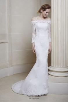 Robe de mariée Baena par Priam collection 2016