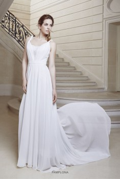 Robe de mariée Palma par Priam collection 2016