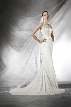 Robe de mariée Tais par Pronovias collection 2016