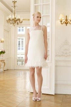Robe de mariée DONIZETTI par Pronuptia collection 2015