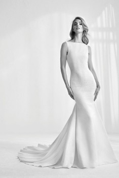 Robe de mariée Raim par Pronovias collection Atelier Pronovias 2018
