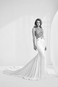 Robe de mariée Ramir par Pronovias collection Atelier Pronovias 2018