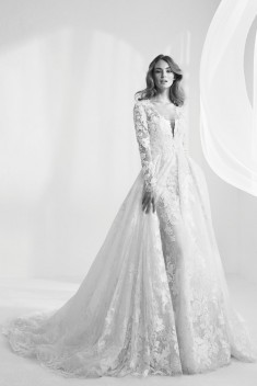 Robe de mariée Randala par Pronovias collection Atelier Pronovias 2018