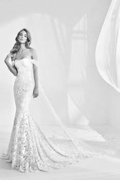 Robe de mariée Rani par Pronovias collection Atelier Pronovias 2018