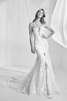 Robe de mariée Ranisa par Pronovias collection Atelier Pronovias 2018