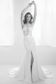 Robe de mariée Ranuar par Pronovias collection Atelier Pronovias 2018