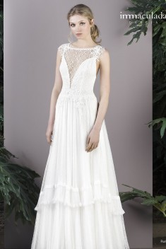 Robe de mariée Ruri par Inmaculada Garcia collection Hanami My Essentiels 2017