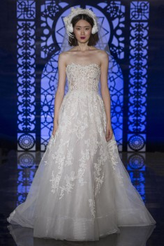 Robe de mariée Felicity par Reem Acra collection 2016