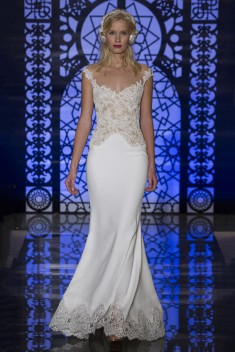 Robe de mariée Claudette par Reem Acra collection 2016