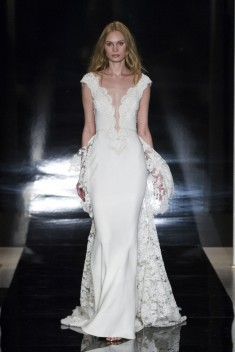 Robe de mariée Bella par Reem Acra collection 2017