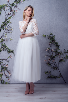 Robe de mariée Samantha par Faith Cauvain collection 2018
