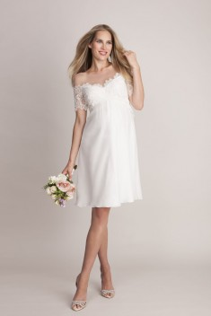 Robe de mariée Yolanda par Seraphine collection 2016
