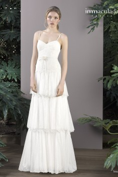 Robe de mariée Testu par Inmaculada Garcia collection Hanami My Essentiels 2017