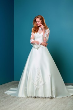 Robe de mariée Berlioz par Tati collection 2016