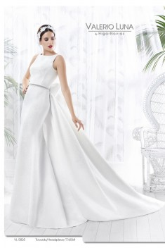 Robe de mariée VL 5825 par Valerio Luna collection 2016