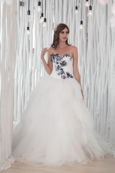 Robe de mariée Sonia  par White dress collection 2016